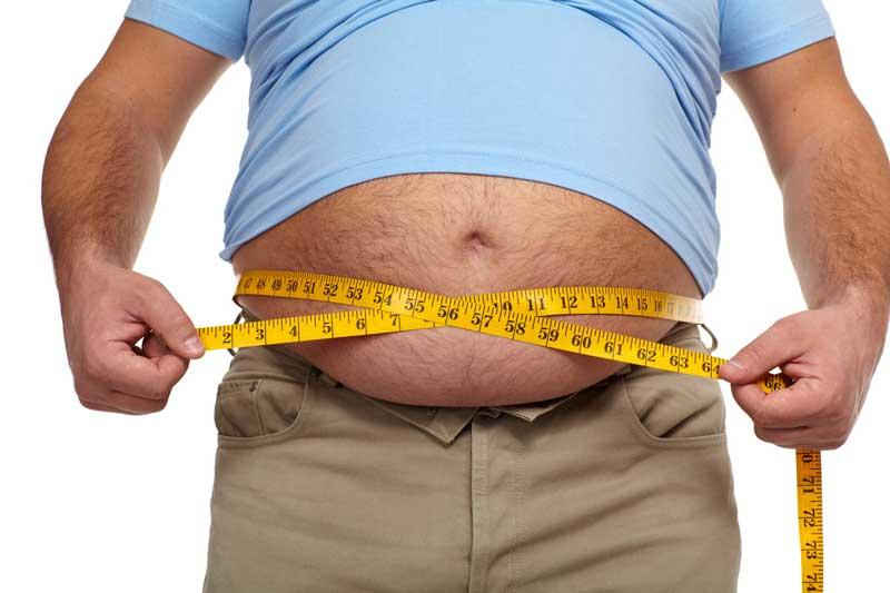 مرد چاق,چربی سوزی