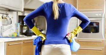 ۵ راه برای کاهش وزن با انجام کارهای خانه