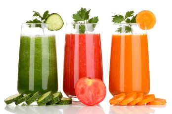 خواص آب سبزیجات