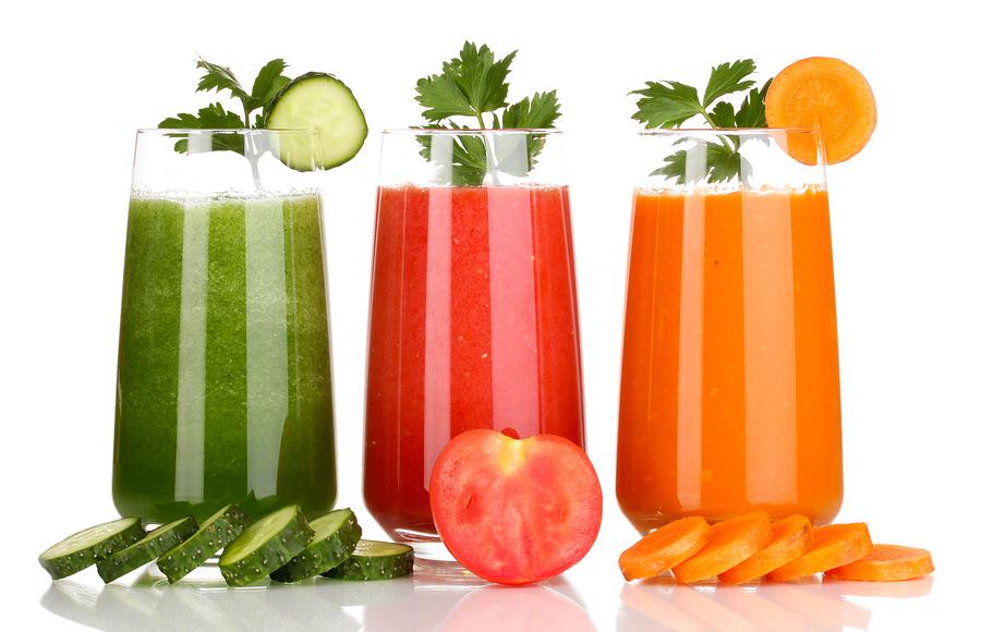 خواص اب سبزیجات