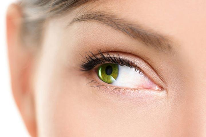 جلوگیری از پیری پوست و بدن,چشم