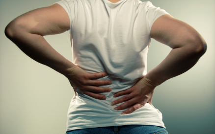 علت درد و سوزش پایین کمر