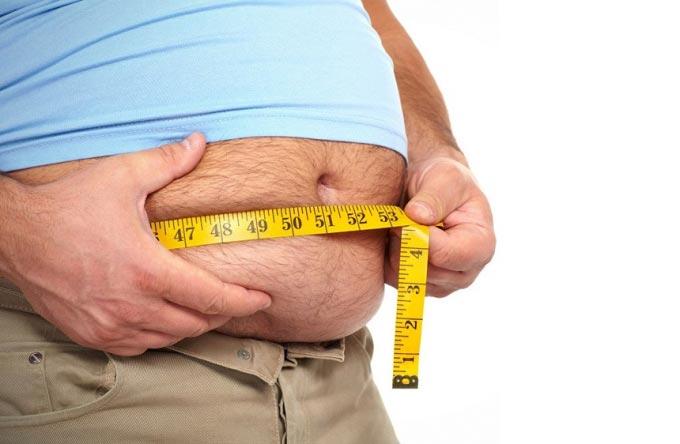 چاقی overweight
