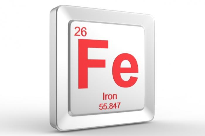 آهن iron-symbol