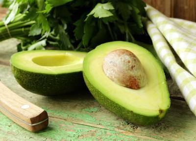 رژیم غذایی سالم بدون سبزیجات,آووکادو