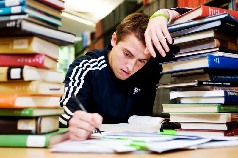 استرس درسی