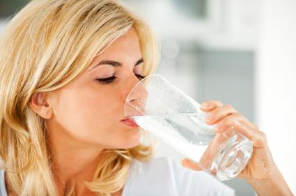 مصرف کالری کمتر,آبرسانی به بدن