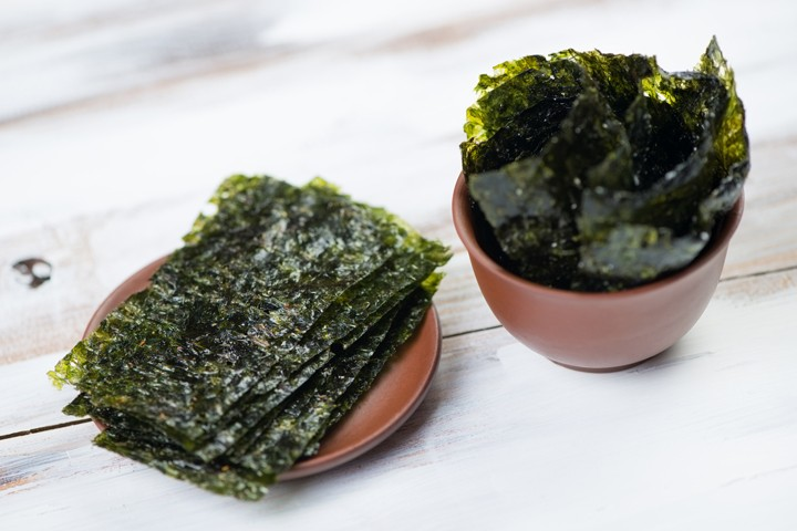 درمان سلولیت با جلبک دریایی