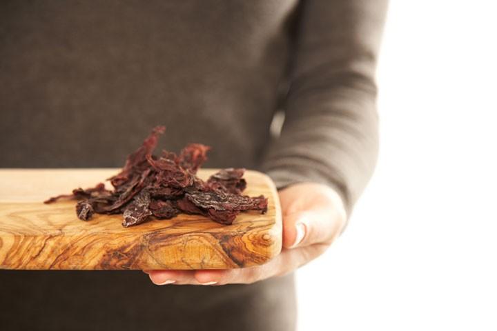 جلبک دریایی خشک شده