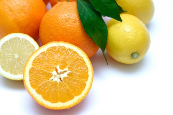 طرز تهیه اسکراب خانگی,پرتقال و لیمو و زیبایی