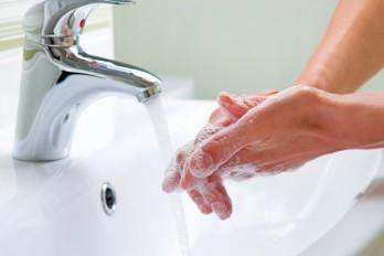شستن دستها