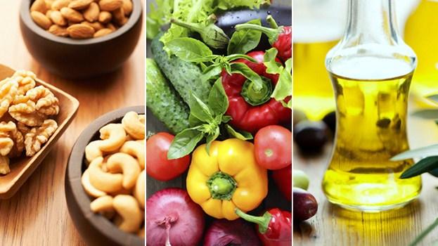 تغذیه مناسب کاهش کلسترول خون