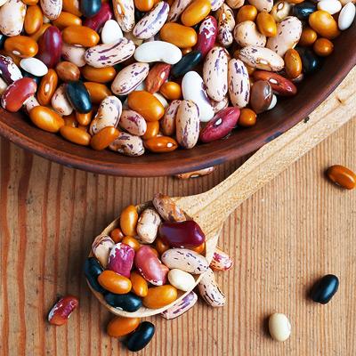 غذاهای مفید برای کاهش کلسترول خون,لوبیا