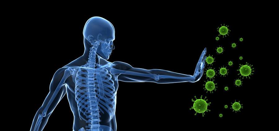 ضعیف شدن سیستم ایمنی بدن