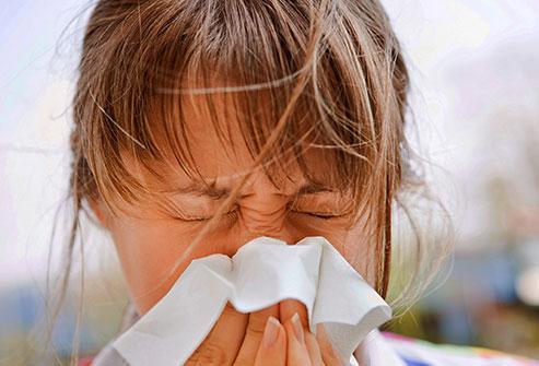 تحقیق درمورد سلامتی,خلط(مخاط) سبز به معنی عفونت است