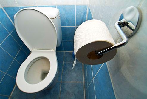 صندلی توالت میتواند شما را بیمار کند