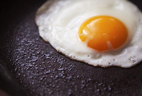 تخم مرغ برای قلبتان مضر است