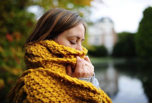 تحقیق درمورد سلامتی,اگر سردتان شود، سرما میخورید