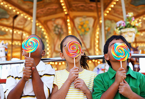تحقیق درمورد سلامتی,شکر، کودکان را بیش فعال میکند