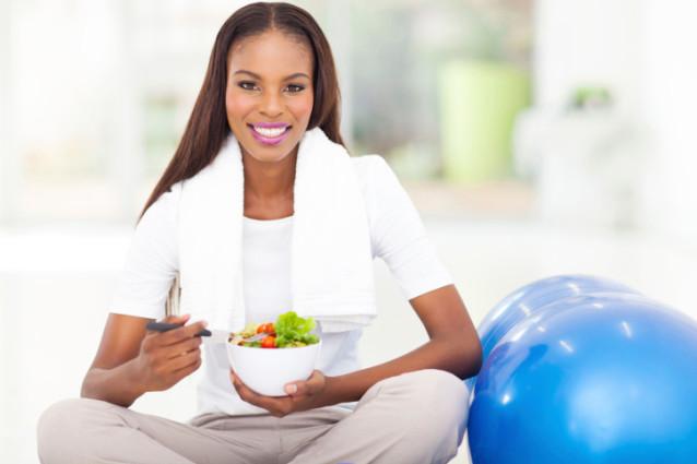 قبل و بعد از ورزش چه بخوریم؟