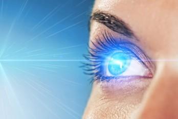 تحقیقات جدید در مورد درمان نابینایی با کمک لیزر