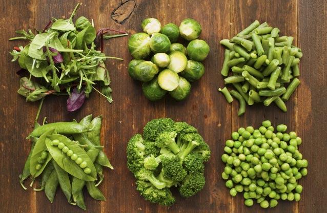 میوه و سبزیجات برای تقویت استخوان