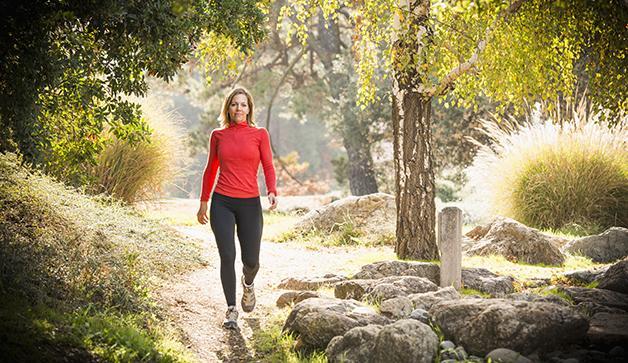تاثیر پیاده روی در افزایش طول عمر انسان