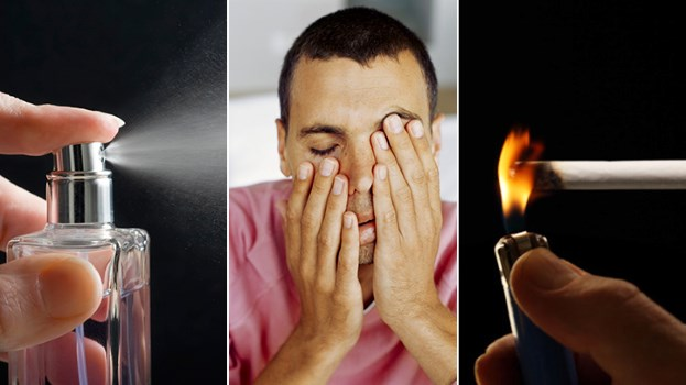 عوامل تحریک کننده میگرن - 14 چیزی که میگرن را بدتر میکند