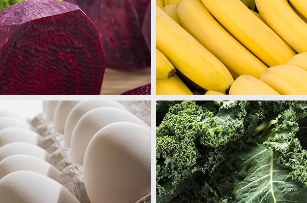 رژیم غذایی ضروری برای بدن