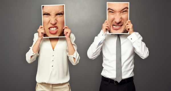 علل عصبانیت و خشم