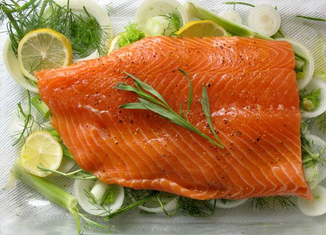 11 مورد از خواص مصرف ماهی برای سلامت - فواید انواع ماهی