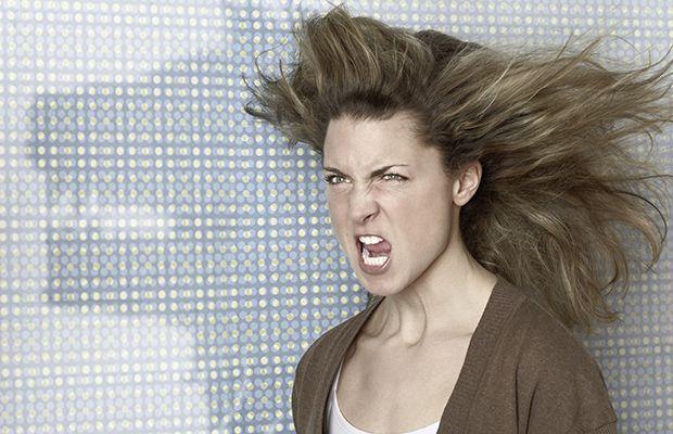 عصبانیت و اضطراب مزمن