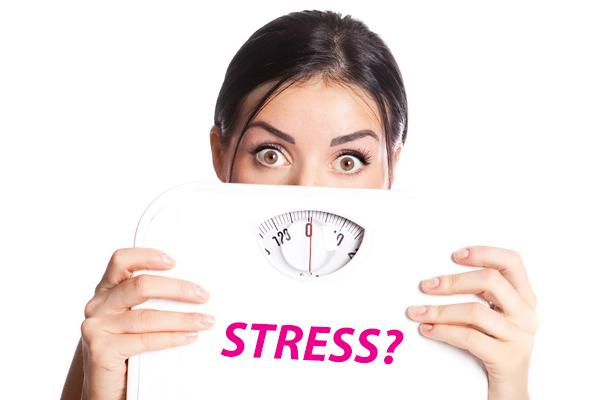 استرس و افزایش وزن