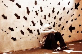 اضطراب و گوشه گیری