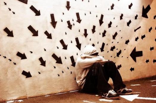 اضطراب چه حسی دارد