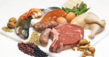 میزان پروتئین