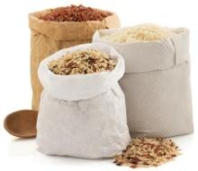 rice in bags آیا  آرسنیک موجود در برنج نگرانکننده است؟