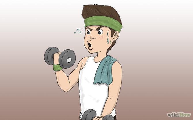 عضله سازی برای افزایش وزن