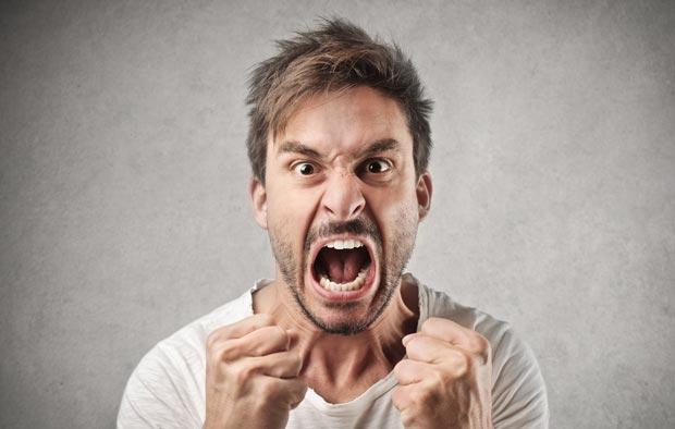اعتیاد به خشم