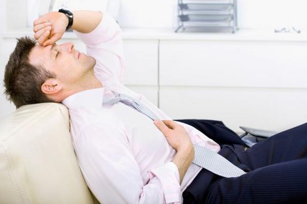 رفع احساس خستگی بدن