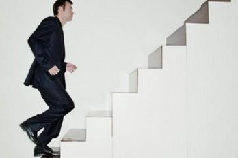 شش دلیل اینکه باید از پله استفاده کنید