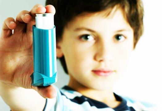 محرک های آسم asthma