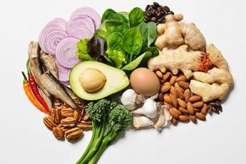 بهترین رژیم غذایی برای تقویت مغز
