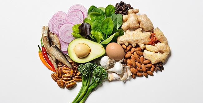 رژیم غذایی تقویت کننده مغز,سلامت مغز