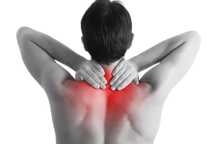 راهکارهایی برای درمان گردن درد