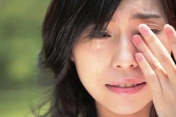 ۸ فایده گریه برای سلامتی
