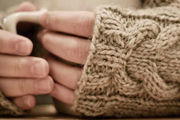 دستانتان را گرم نگهدارید