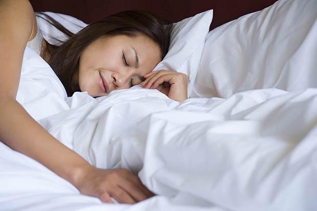 دوش قبل از خواب