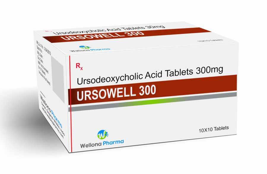 قرص اورسودوکسی کولیک اسید