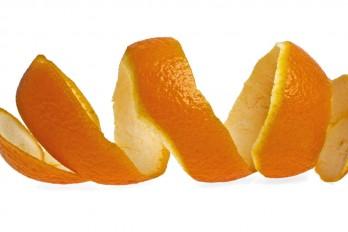 استفاده از پوست پرتقال برای تهیه پودر مکمل ویتامین C